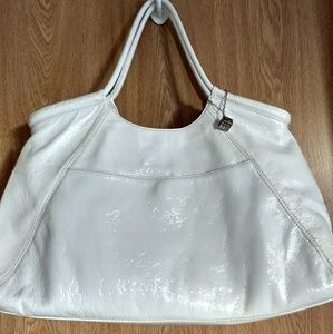 Helen Welsh Bags - Beautiful Patent Leather Hobo Tote